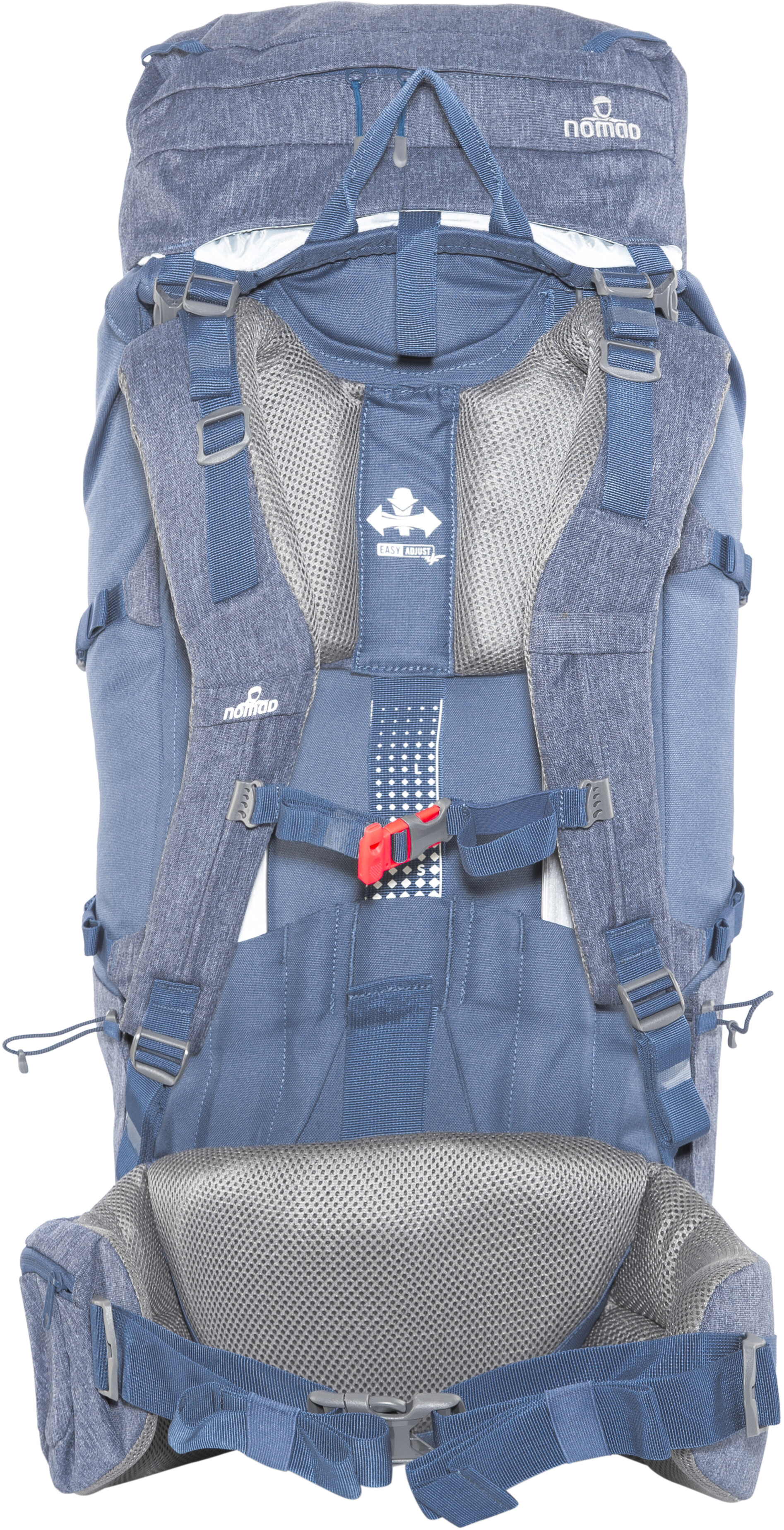 86465d43e3c Nomad Voyager rugzak Dames 60l blauw l Online outdoor shop Campz.nl